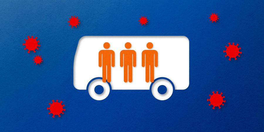 Wynajem autobusów w czasach pandemii